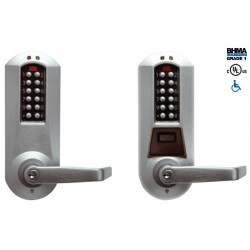 Pushbutton Locks