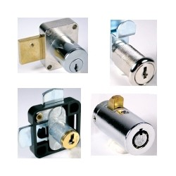 File Cabinet and Furniture Locks