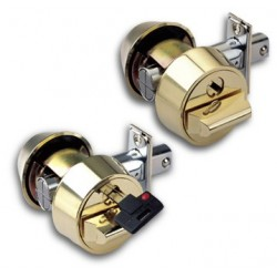 Mul-T-Lock Captive Thumbturn Deadbolt