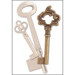Antique and Skeleton Keys