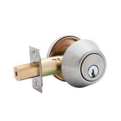 LSDA Grade 3 Residential Deadbolt with Removable Cylinder