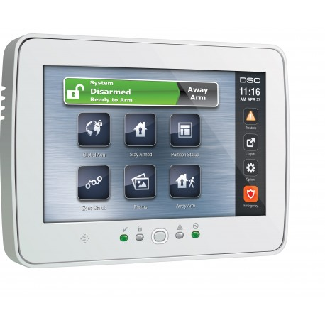 DSC Power Series Touchscreen