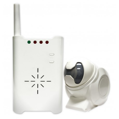Driveway Sensor and Entry Announcer