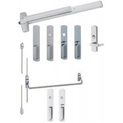 Von Duprin Grade 1 Rim and Vertical Rod Exit Devices