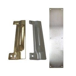 Specialty Plates and Hole Fillers